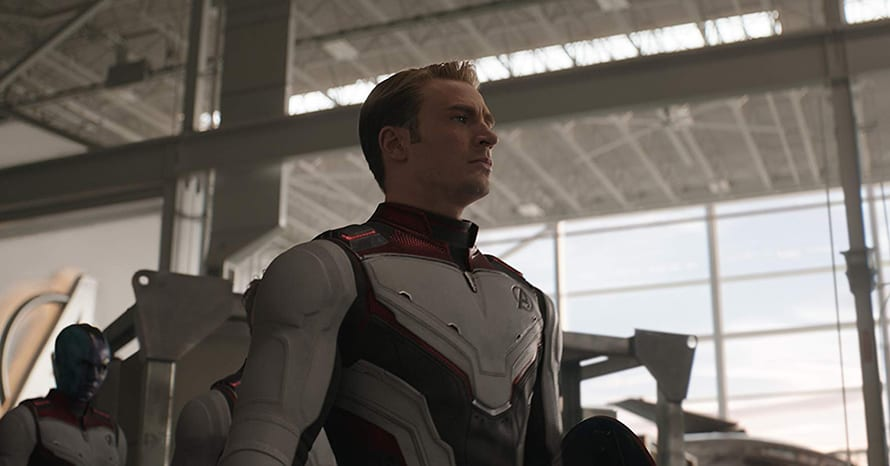 Avengers Endgame Chris Evans Captain America Donald Trump El Passo