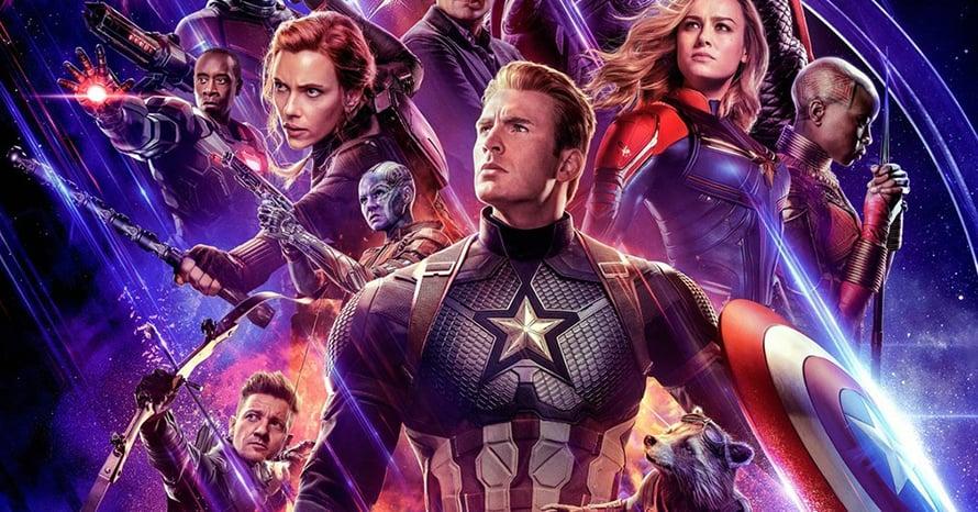 Avengers Endgame Marvel Studios Brie Larson Chris Evans Russo Brothers Kevin Feige Scarlett Johansson Black Widow