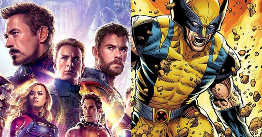 Avengers Endgame Wolverine Kevin Feige Marvel studios