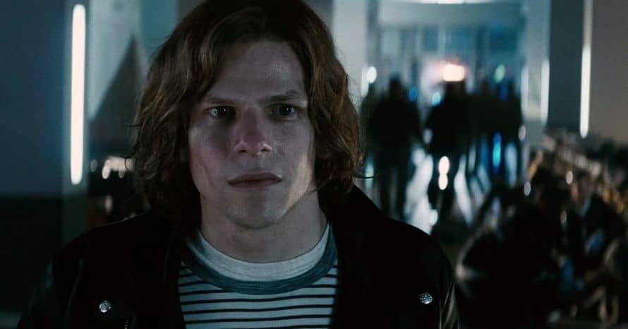 Batman v Superman Lex Luthor Jesse Eisenberg