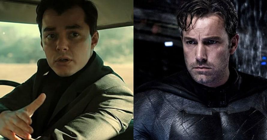 Batman Ben Affleck Pennyworth