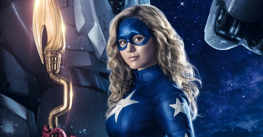 Geoff Johns CW Brec Bassinger Stargirl DC Universe The CW Crisis On Infinite Earths Justice Society S.T.R.I.P.E. Geoff Johns Coronavirus Green Lantern The Flash Grant Gustin Wildcat