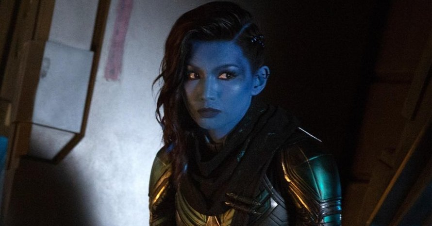 Captain Marvel Gemma Chan The Eternals Sersi