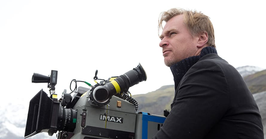 Fornite Epic Games Christopher Nolan Tenet
