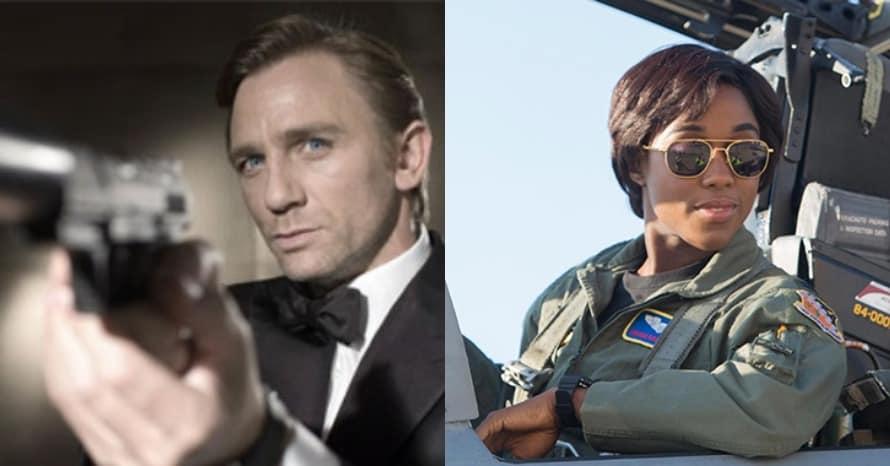 Daniel Craig James Bond 25 Lashana Lynch No Time To Die