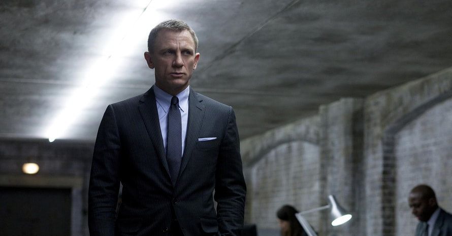 No Time To Die New Look At Daniel Craig S James Bond In