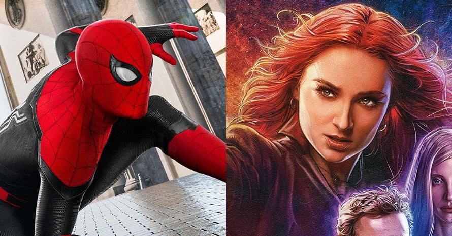 Dark Phoenix Spider-Man Tom Holland Disney Sony