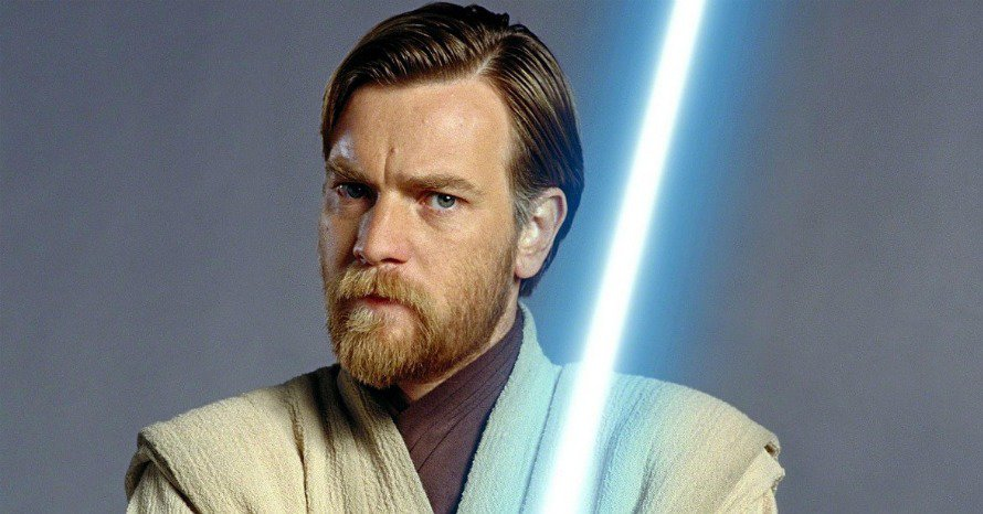 Ewan McGregor Obi-Wan Kenobi Star Wars Disney