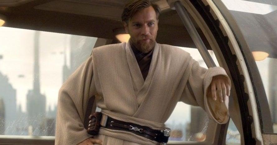 Ewan McGregor Obi-Wan Kenobi Star Wars Disney Plus The Mandalorian Luke Skywalker