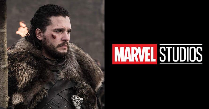 Game of Thrones Kit Harington Marvel Studios Disney Wolverine Hugh Jackman The Eternals
