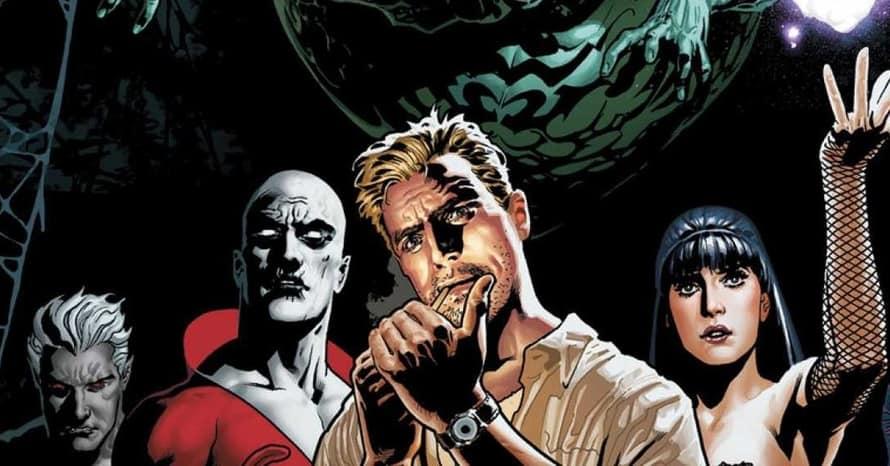 Guillermo Del Toro Justice League Dark DC J.J. Abrams Constantine Justice League Dark Doctor Strange HBO Max