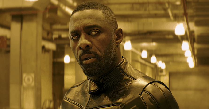 Idris Elba Superman The Suicide Squad coronavirus