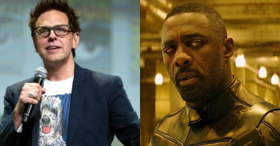 James Gunn Idris Elba The Suicide Squad John Cena