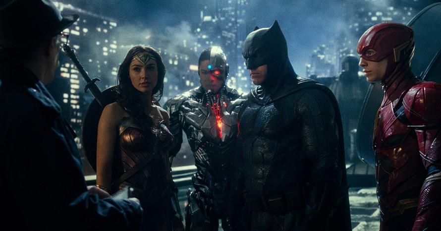 Justice League Ben Affleck Batman Gal Gadot Wonder Woman Zack Snyder Cut Zack Snyder's Justice League
