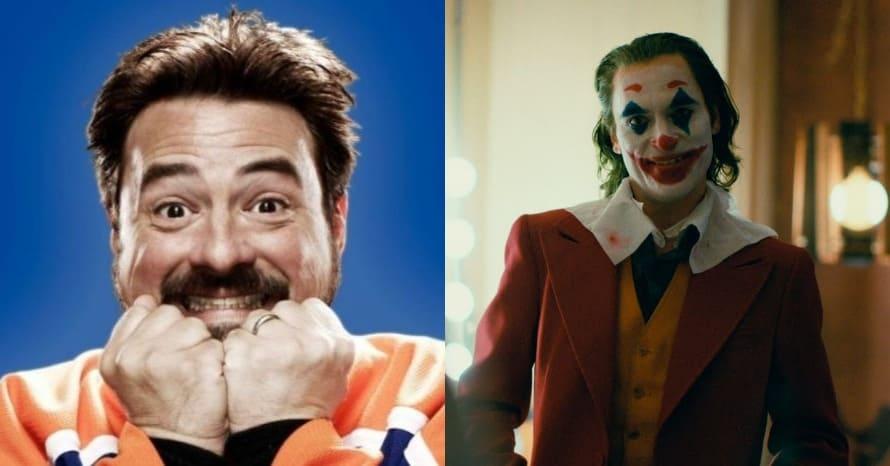 Kevin Smith Joaquin Phoenix Joker