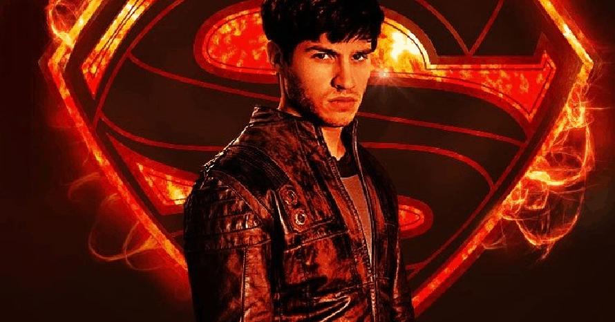Krypton Cameron Cuffe X-Men Crisis on Infinite Earths Arrowverse