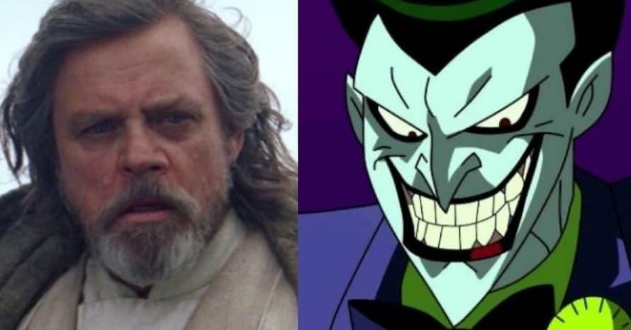Mark Hamill Arrowverse The Joker Batman The Animated Series Star Wars