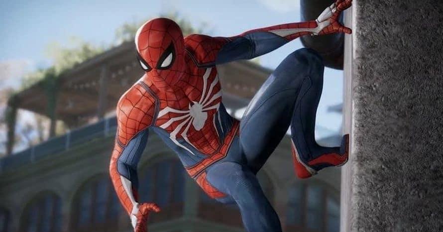 PS4 Marvel Spider-Man Insomniac Games Sony