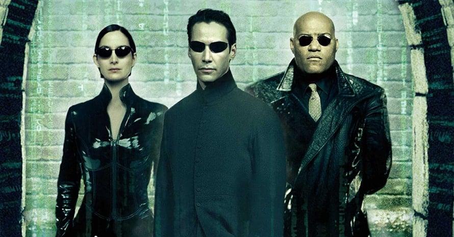 The Matrix Keanu Reeves Carrie Anne Moss Iron Man 3 Neo coronavirus