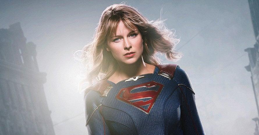 Supergirl Melissa Benoist Event Horizon