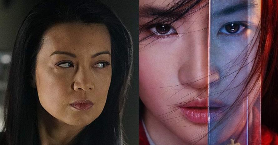 Ming-Na Wen Mulan Disney