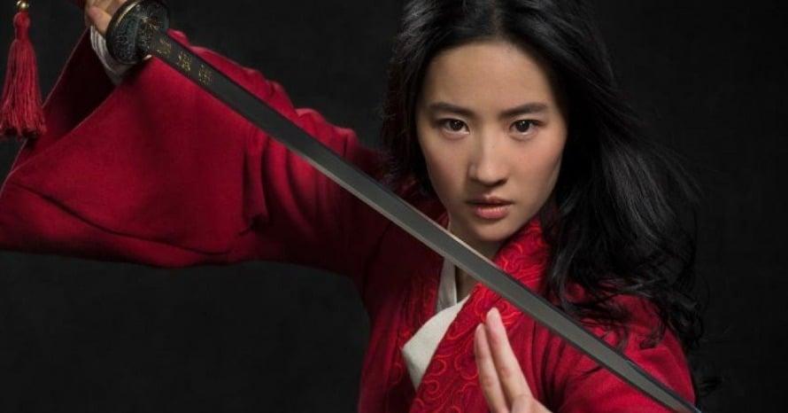 Mulan Liu Yifei Disney Plus Hong Kong Police Yifei Liu