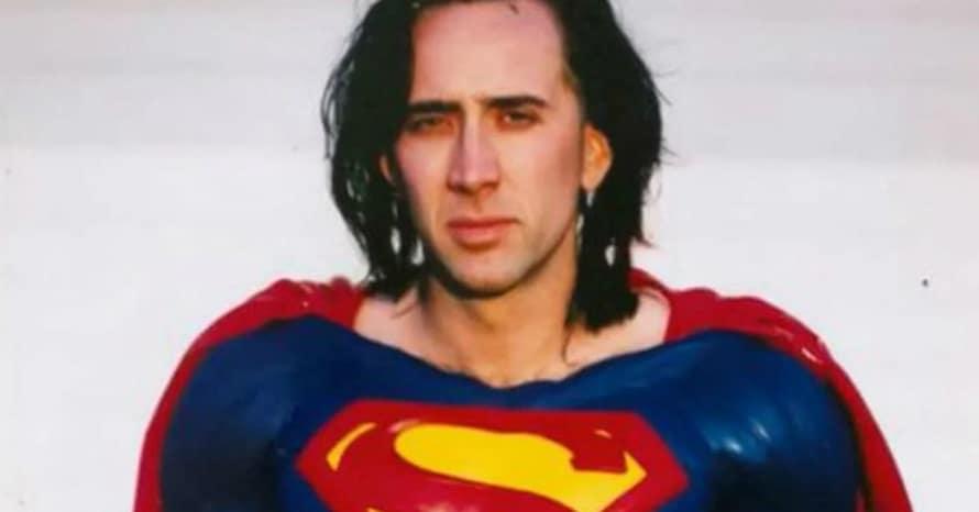 Nicolas Cage Superman Lives Crisis on Infinite Earths Arrowverse