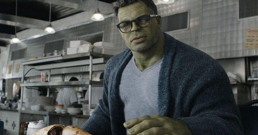 Professor Hulk Avengers Engame Mark Ruffalo Disneyland