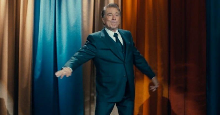Robert De Niro Marc Maron Joaquin Phoenix Joker