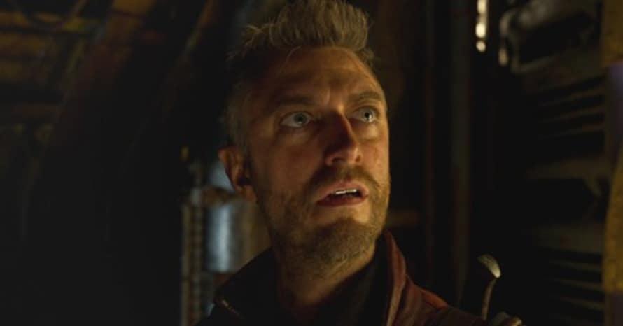 Sean Gunn Kraglin Avengers Endgame Guardians of the Galaxy Vol. 3 James Gunn