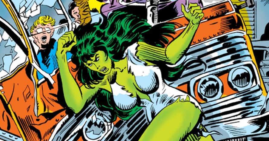 She-Hulk Marvel Studios Disney Plus