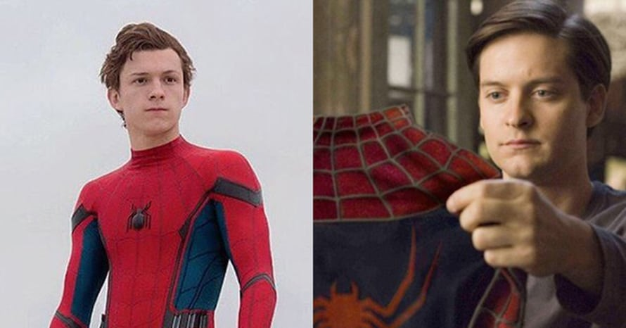 Video: Spider-Man Fan Puts Tobey Maguire's Face On Tom ...
