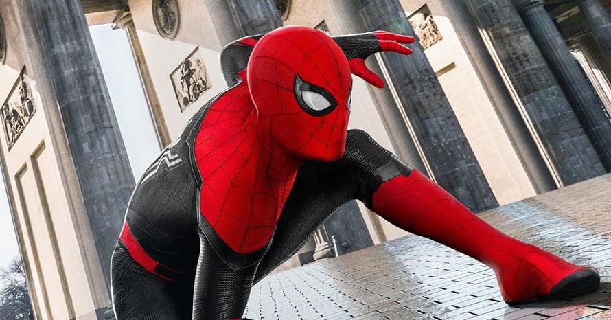 Spider-Man Tom Holland Sony Elizabeth Olsen Paul Bettany Tony Stark Disney