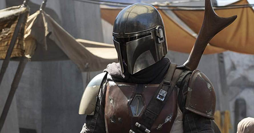 'The Mandalorian' Concept Art Reveals Early Design For Din Djarin's Armor