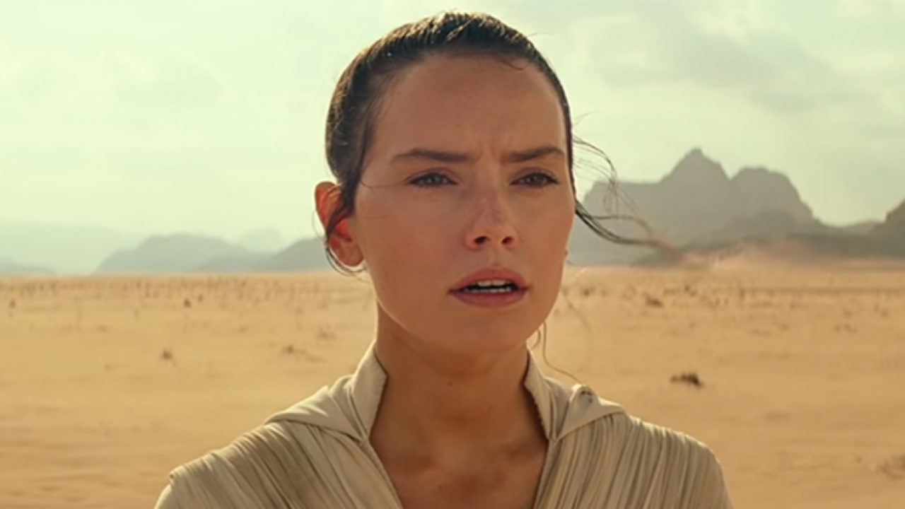 Here S Who Played Rey S Mom In Star Wars The Rise Of Skywalker