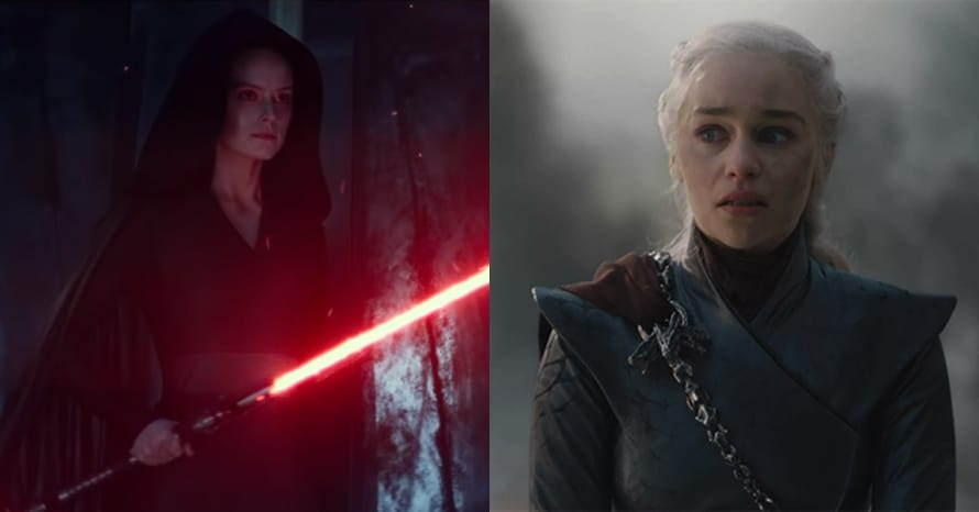 Daisy Ridley Compares Star Wars 9 Game Of Thrones Endings