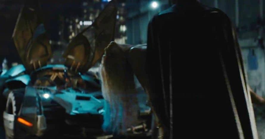 Suicide Squad Batman Harley Quinn