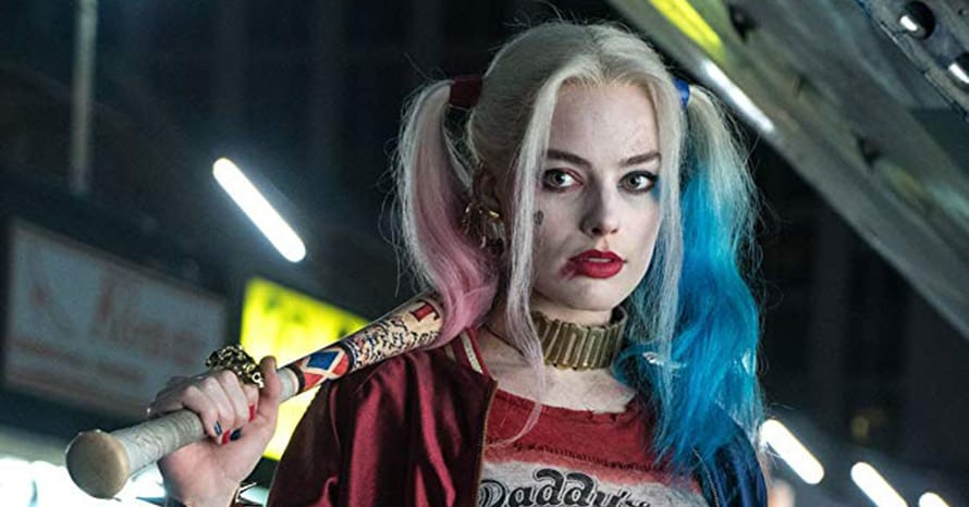 Suicide Squad Photos Show New Look At Margot Robbie S