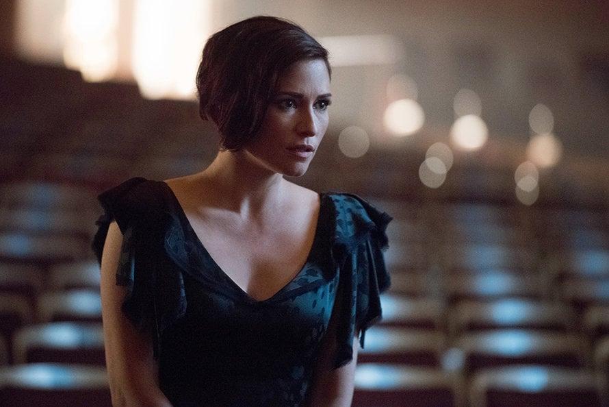 Supergirl Melissa Benoist Event Horizon Chyler Leigh