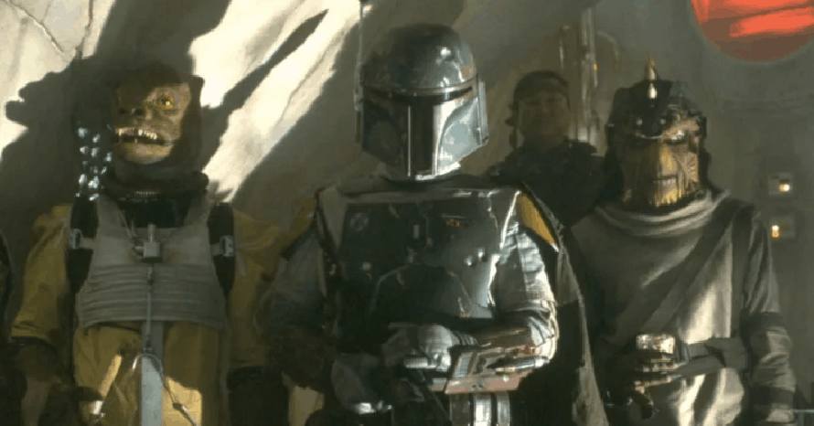 The Mandalorian Boba Fett Movie Star Wars Jon Favreau Temuera Morrison