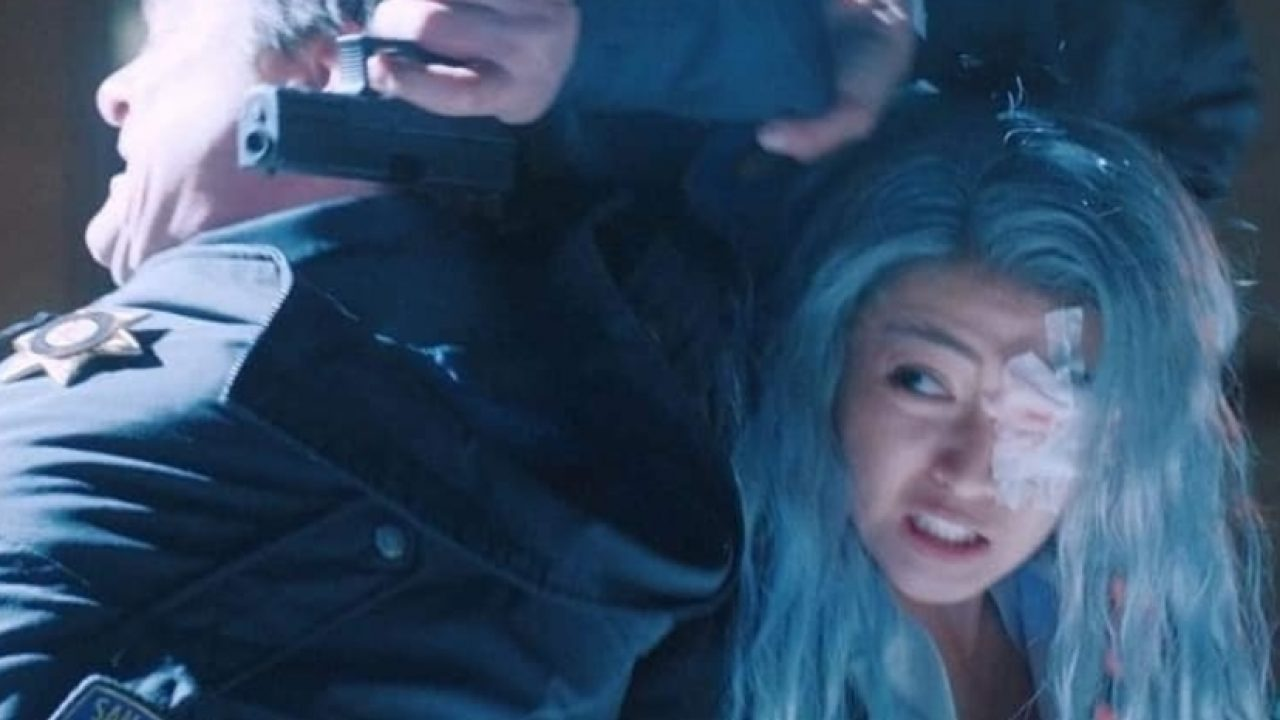 Titans Star Conor Leslie Shares Bts Look At Chelsea T Zhang S Ravager I also debut a new segment dum. titans star conor leslie shares bts