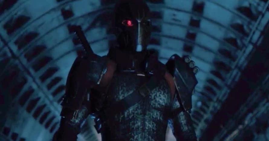 Titans Deathstroke Esai Morales