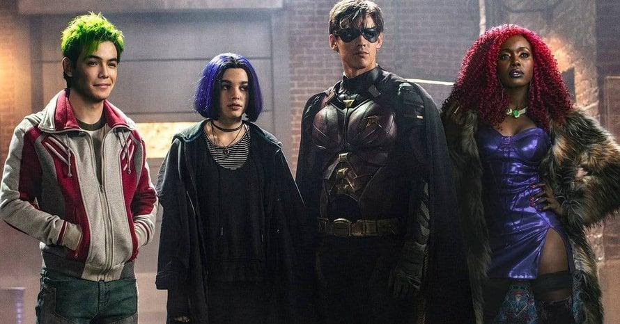 Titans DC Universe Trigon