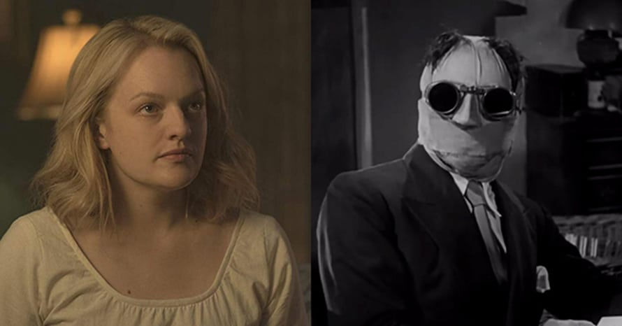 Universal Elizabeth Moss The Invisible Man