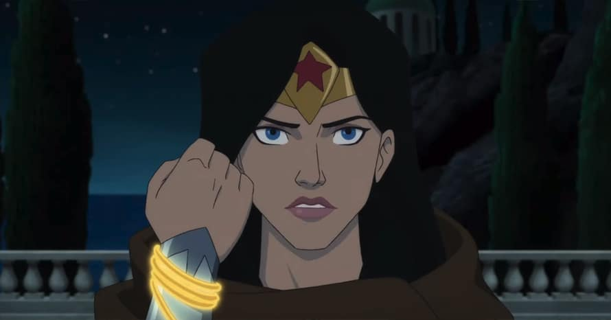 Wonder Woman Bloodlines DC