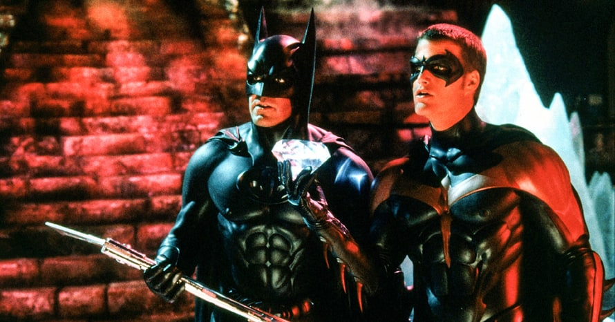 Batman and Robin Joel Schumacher Akiva Goldsman