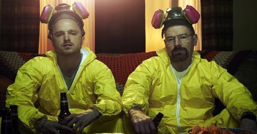 Breaking Bad Netflix AMC Aaron Paul Jesse Pinkman El Camino