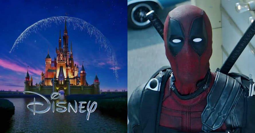 Deadpool Disney Ryan Reynolds MCU