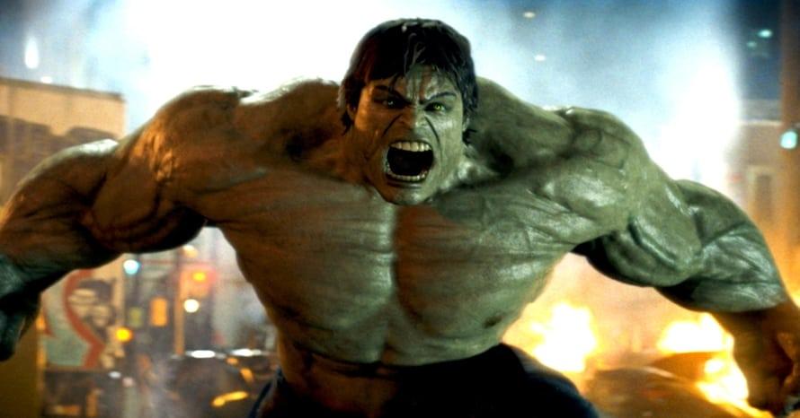 Edward Norton Incredible Hulk Marvel Studios Kevin Feige