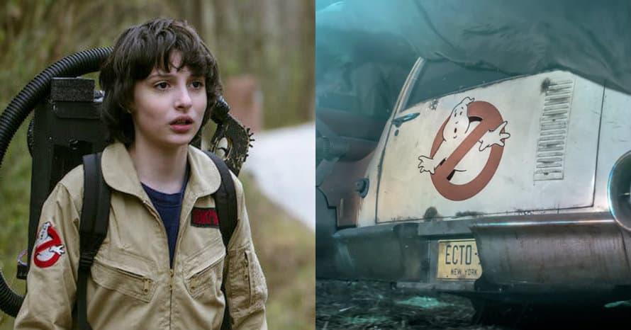 Stranger Things Finn Wolfhard Ghostbusters 2020 Jason Reitman